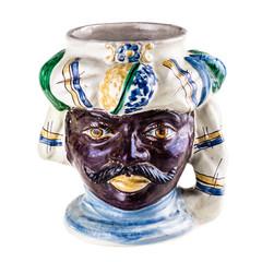 Testa di Moro vase