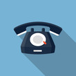 Vector Telephone Icon - 75566844