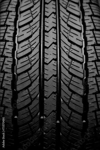 New tire textured - 75570490