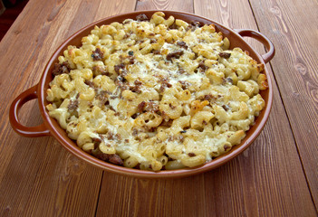 baked pasta casserole
