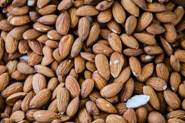 Almond texture
