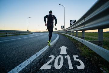 Run in 2015