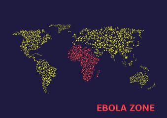 Ebola zone