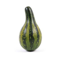 Fresh, green calabash