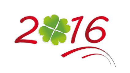2016 - glücksklee