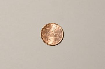 Ein Cent Griechenland