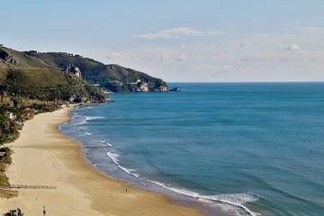 Sperlonga spiaggia
