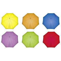 Parapluies vues de haut01