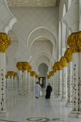 Abu Dhabi, moschea 2