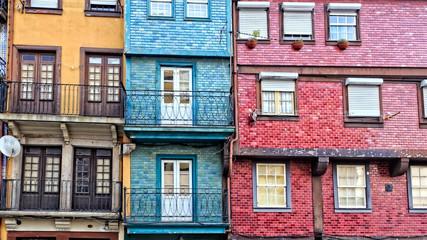 Traditional houses of Ribeira