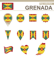 Grenada Flag Collection