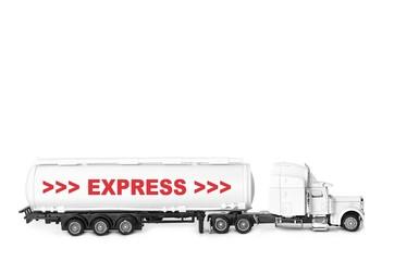 "LKW ""Express"" - Konzept"