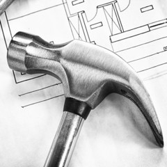 steel claw hammer