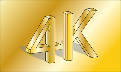 4k nuovo formato risoluzione tv
