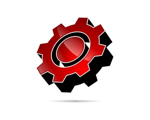 gear logo template v.2