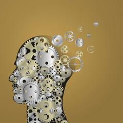 Human intelligence brain function