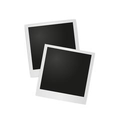 Retro photo frames