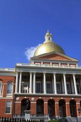 マサチューセッツ州会議事堂