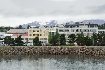 Исландия, город Акюрейри