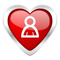 person valentine icon