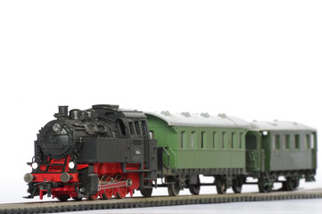 electric train toy objects miniature