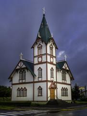 The Church in Husavik