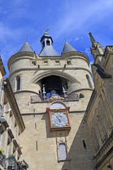 Grosse Cloche am Alten Rathaus in Bordeaux