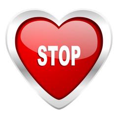 stop valentine icon