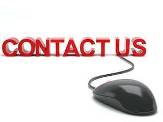 Contact Us and Computer mouse