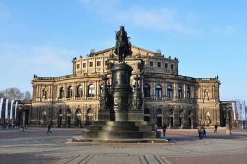 Dresdner oper house,Germany