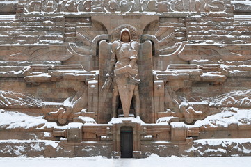 Monument to the Battle of the Nations ,Leipzig