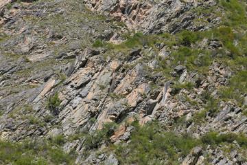 rock stratum
