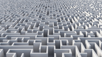 Abstract Maze Architecture