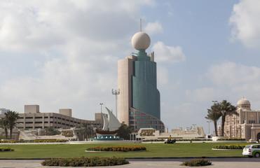 Площадь Кувейт. Шарджа.