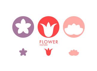 Flower. Set