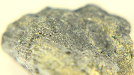 Closer View of Carbon Graphite