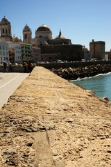 Viewing the City of Cadiz