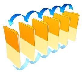Kopieren, Vervielfältigung von Daten, Übertragung von Viren