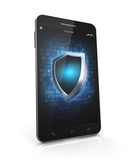 smartphone security screen