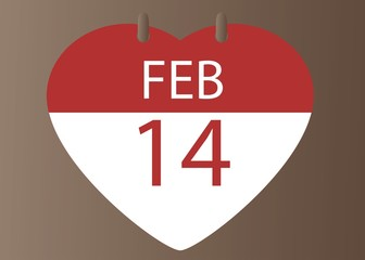 Stampa Biglietto Auguri 14 Febbraio San Valentino