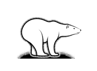 polar bear symbol of the Arctic