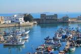 Port de péche d'Alger, Algérie
