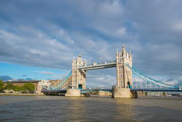 Tower Bridge twilight London, England, UK