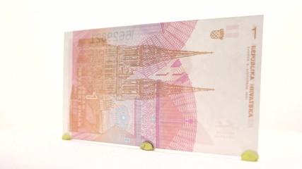 One Dinara Paper Bill