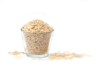 Brown Rice or Unpolished Rice