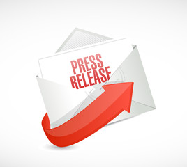 press release email envelope