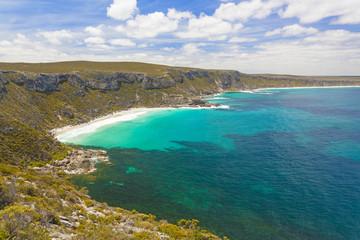 Beautiful bay on Kangaroo Island, South Australia