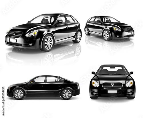 Contemporary Shiny Luxury Transportation Performance Concept - 75624495
