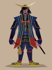 Samurai of Japan/Date,Masamune