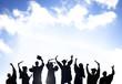 Celebration Education Graduation Student Success Concept - 75628034
